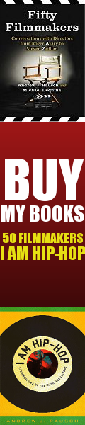 Buy my books 50 FILMMAKERS & I AM HIP-HOP!