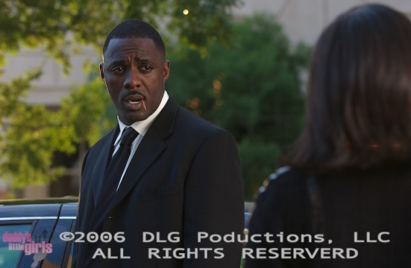 idris elba daughter. Idris Elba as Monty James in