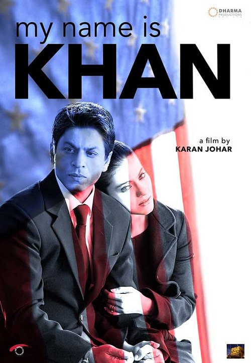 My Name Is Khan movie review - TheMovieReport.com  My Name Is Khan Poster
