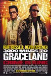 3000 Miles to Graceland poster