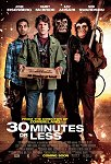 30:Minutes or Less poster
