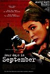 Four Days in September poster