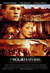 The Four Feathers one-sheet