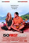 50 First Dates one-sheet