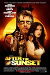 After the Sunset one-sheet