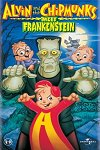 Alvin and the Chipmunks Meet Frankenstein DVD