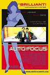 Auto Focus one-sheet