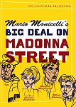 Big Deal on Madonna Street DVD