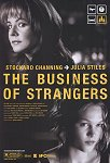 The Business of Strangers one-sheet
