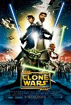 Star Wars: The Clone Wars one-sheet