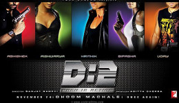 Dhoom:2 poster