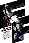 Fast & Furious one-sheet