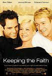 Keeping the Faith poster
