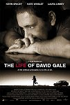 The Life of David Gale one-sheet
