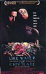 Like Water for Chocolate one-sheet