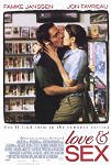 Love & Sex one-sheet