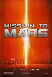 Mission to Mars poster