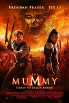 The Mummy: Tomb of the Dragon Emperor one-sheet