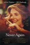Never Again one-sheet