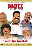 Nutty Professor II: The Klumps DVD