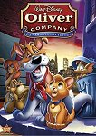 Oliver & Company DVD