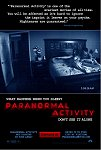 Paranormal Activity one-sheet
