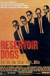 Reservoir Dogs one-sheet