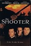 The Shooter VHS