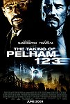 The Taking of Pelham 1 2 3 one-sheet