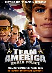 Team America: World Police one-sheet