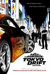 The Fast and the Furious: Tokyo Drift one-sheet