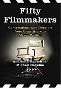 Buy my book 50 FILMMAKERS!