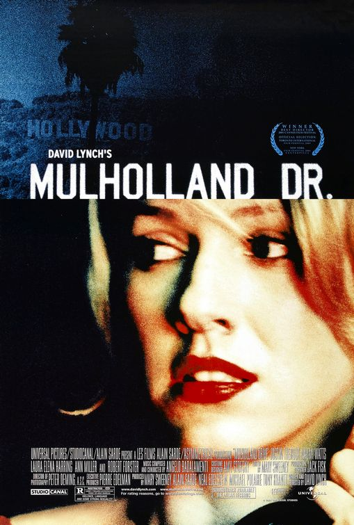 Mulholland Dr. one-sheet