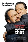 Analyze That one-sheet