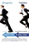 Catch Me If You Can one-sheet
