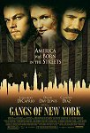 Gangs of New York one-sheet