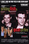 Smiling Fish and Goat on Fire poster