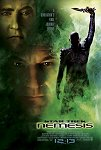 Star Trek: Nemesis one-sheet